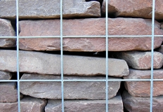 Cropped & Tumbled Hereford Thin Walling Stone